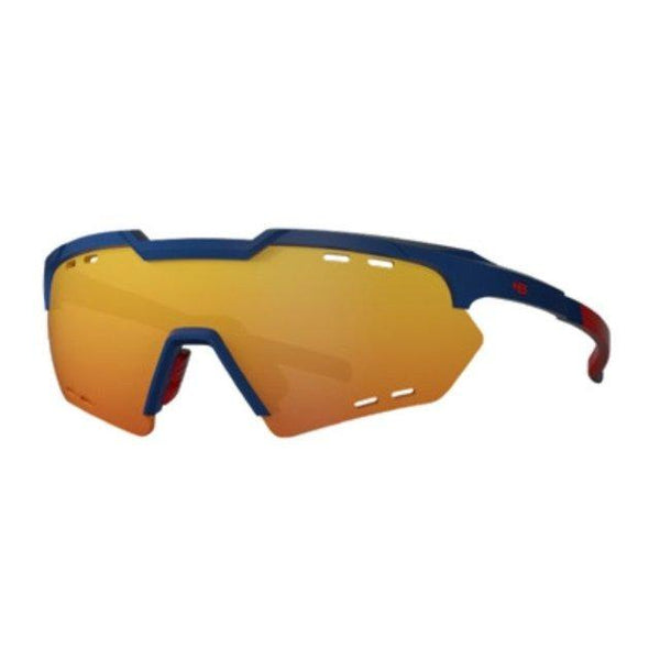 "Oculos HB Shield Compac ""R"" Matter Navy Multi Red"