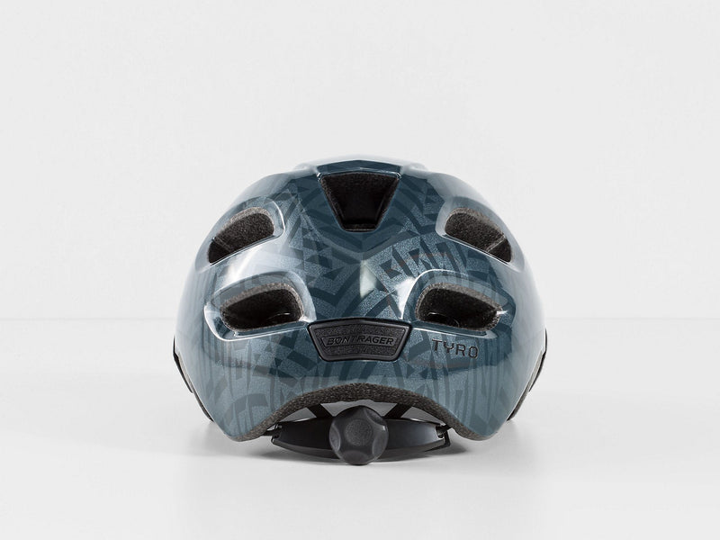 Capacete Bontrager Tyro Youth Tam. Unico - Cinza Capacete Bontrager