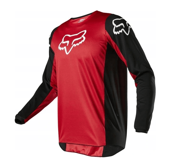 Camisa Fox 180 Prix Flame Red - G