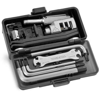 Caixa de Ferramentas Topeak Survival Gear Box Kit de Chaves Topeak