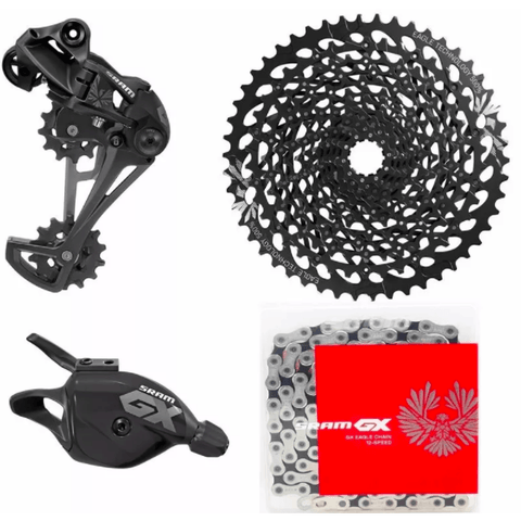 Kit Transmissão Sram GX Eagle 1x12v - Bike Village