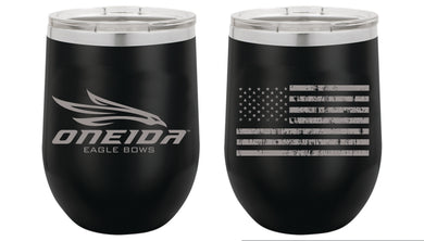 Oneida Wine Tumbler 12 oz  (With Lid)