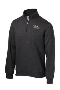 Graphite Heather Pullover