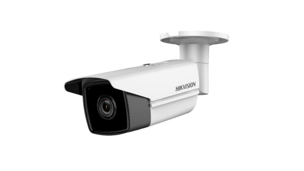 DS-2CD2T45FWD-I8 Hikvision 4 MP Powered-by-DarkFighter Fixed Bullet Network Camera
