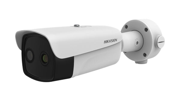 DS-2TD2637B-10/P Hikvision Temperature Screening Thermographic Bullet Camera (Thermal)