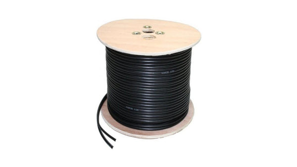 RG59 Co-Axial Cable With Power 300M