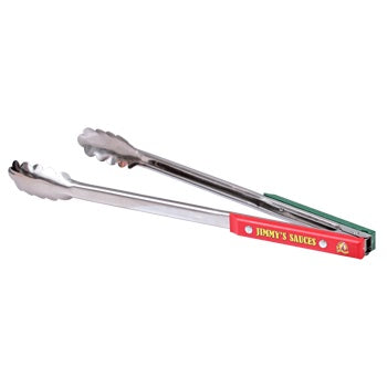 Jimmy's Stainless Steel Grill Tong