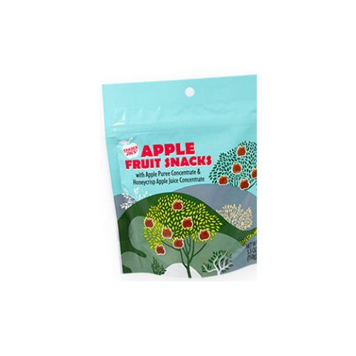 Apple Fruit Snacks