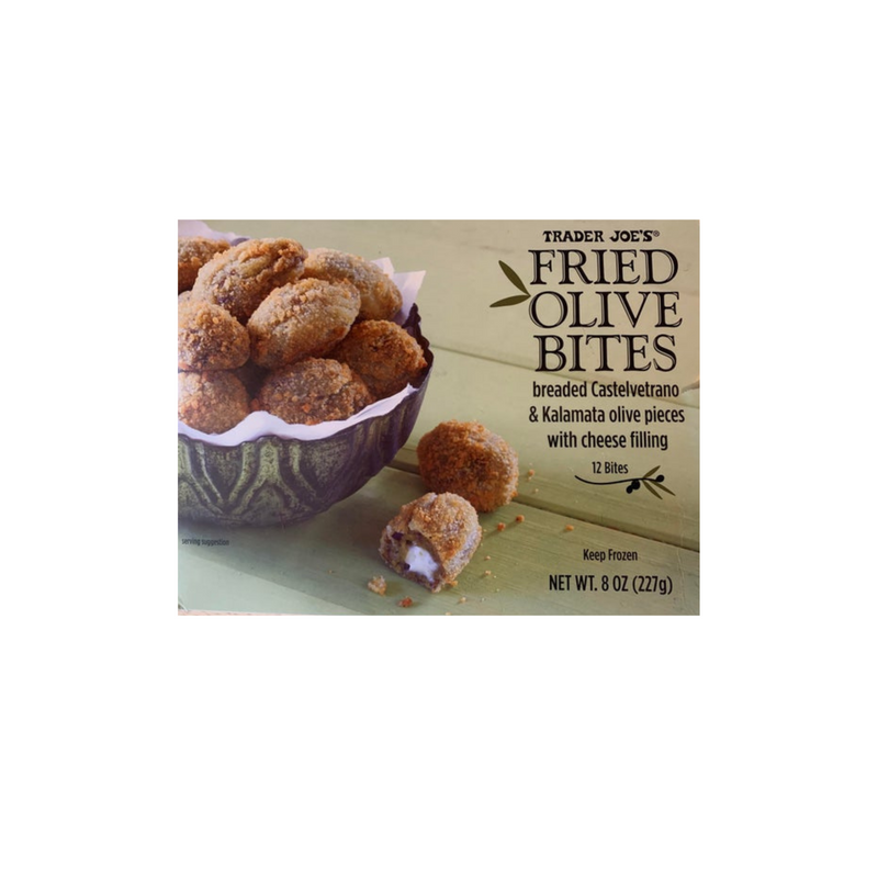 Fried Olive Bites