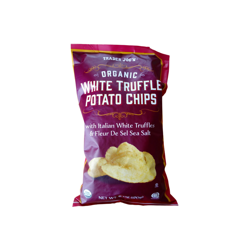 Organic White Truffle Potato Chips