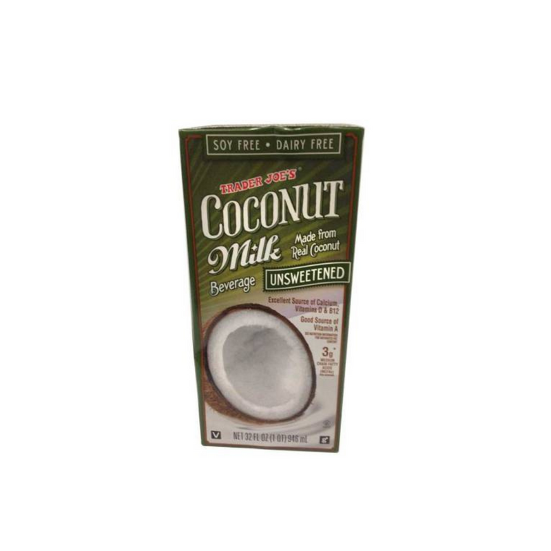 Unsweetened Coconut Beverage