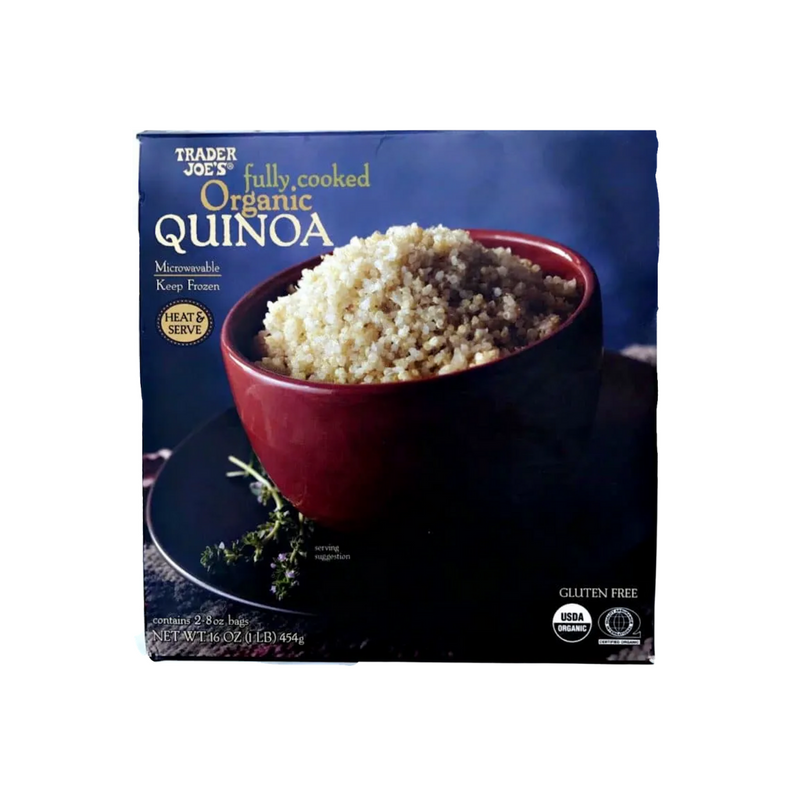 Organic Fully Cooked Quinoa