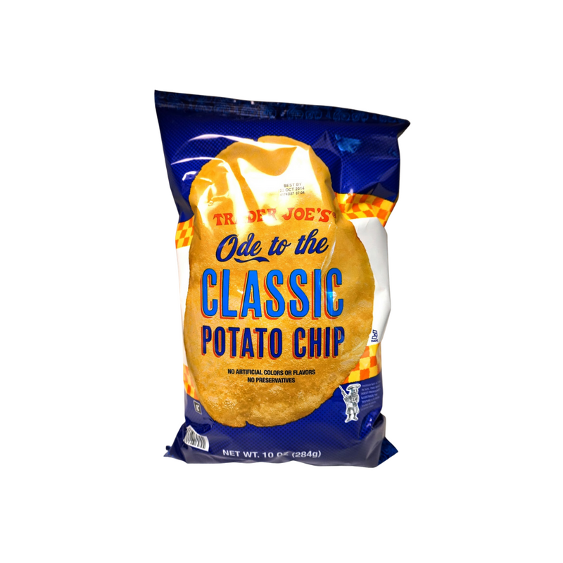 ODE of the Classic Potato Chips