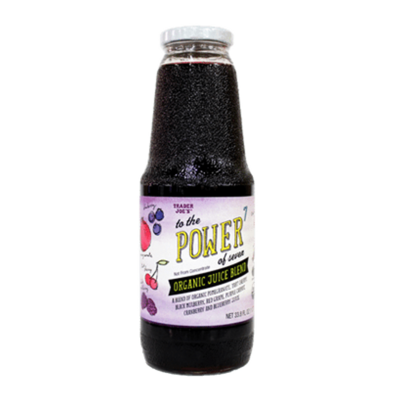 Organic Power of Seven Purple Juice Blend