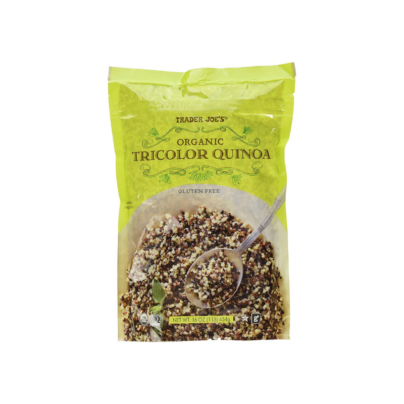 Organic Tri Color Quinoa