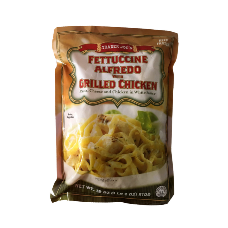 Fettuccini Alfredo with Chicken