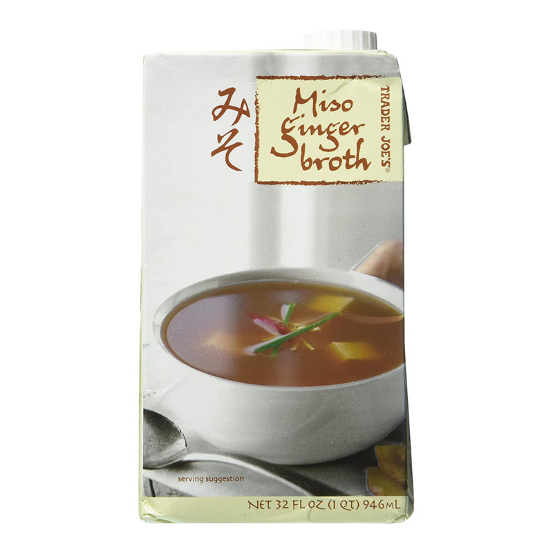 Miso Ginger Broth