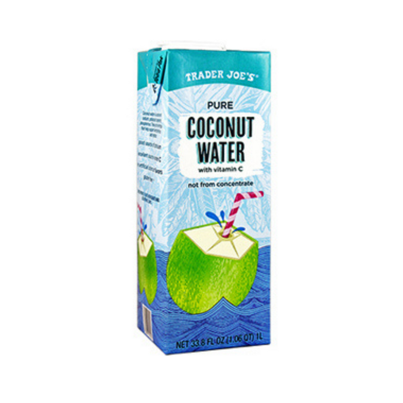 Pure Coconut Water with Vitamin C