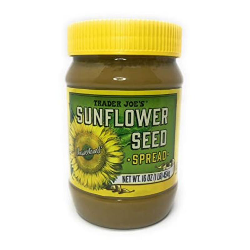 Sunflower Seed Spread Unsweetened