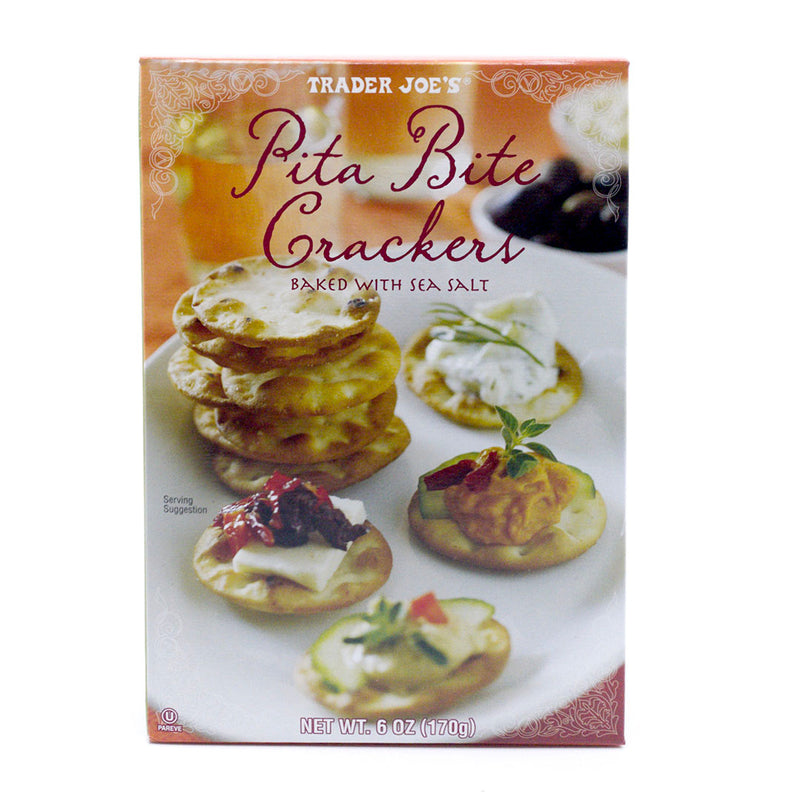 Pita Bite Crackers