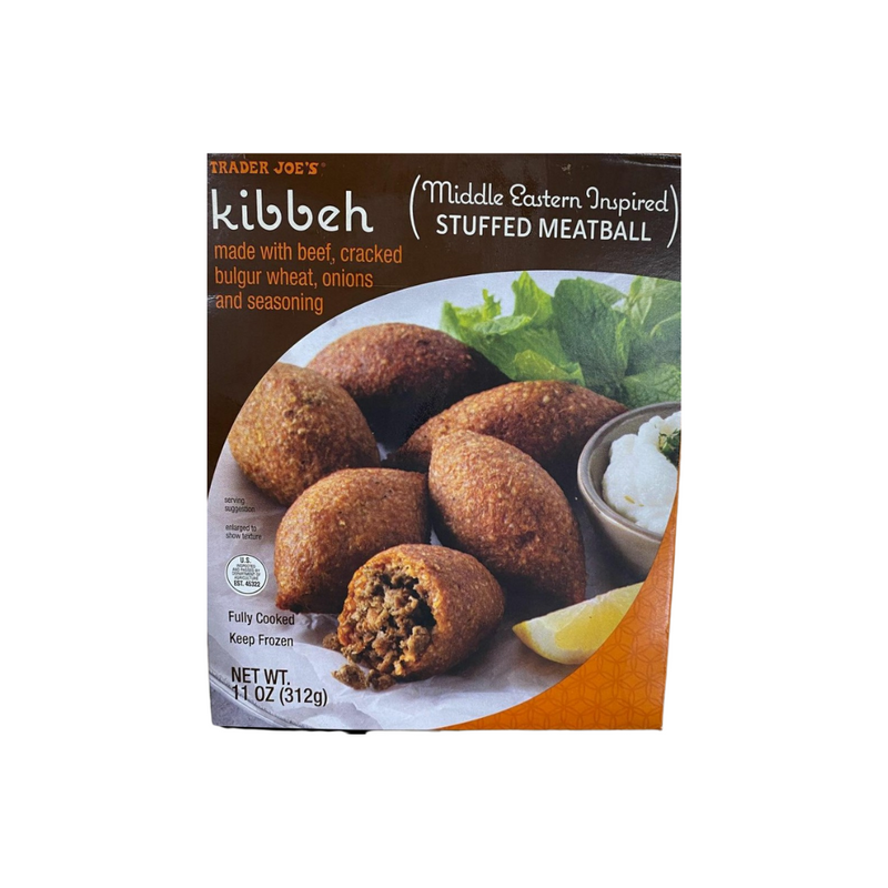 Kibbeh (Middle Eastern Inspired Stuffed Meatball)
