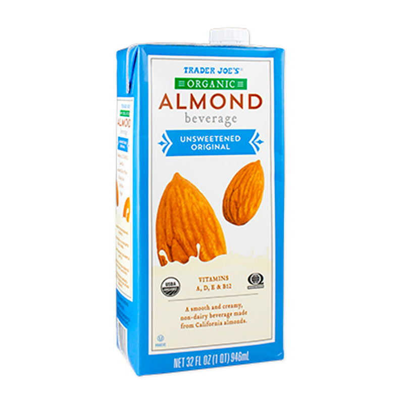 Organic Unsweetened Original Almond Beverage