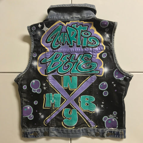 CustomHand Painted Jackets