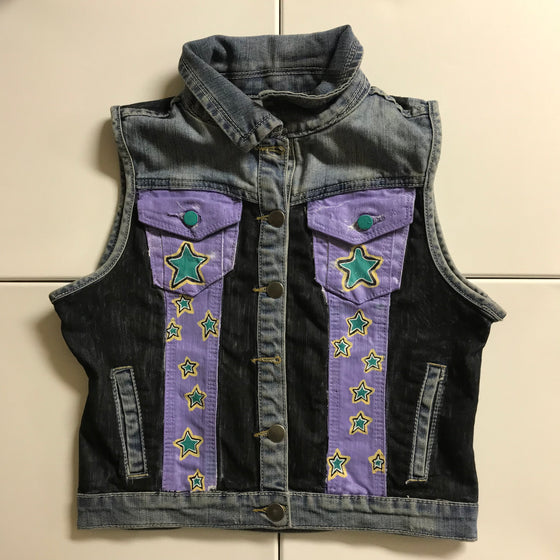Custom Hand Painted Jackets
