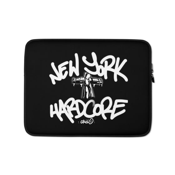 NYHC Crucified- Laptop Sleeve