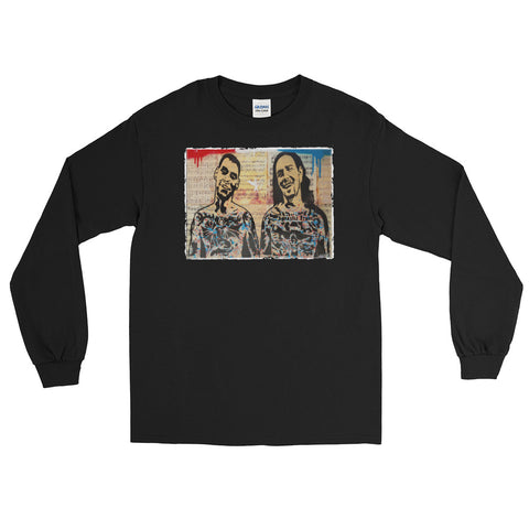 Stigma & Roger - Unisex Long Sleeve Shirt