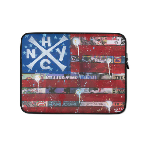 NYHC Flag - Laptop Sleeve