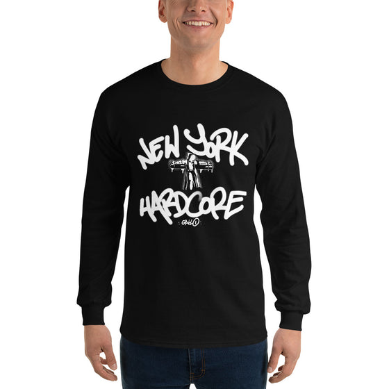 NYHC Crucified - Unisex  Long Sleeve Shirt