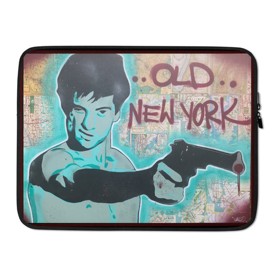 Old NY - Laptop Sleeve