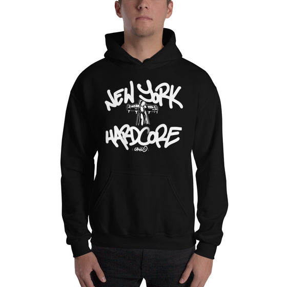 NYHC Crucified-Unisex Hoodie