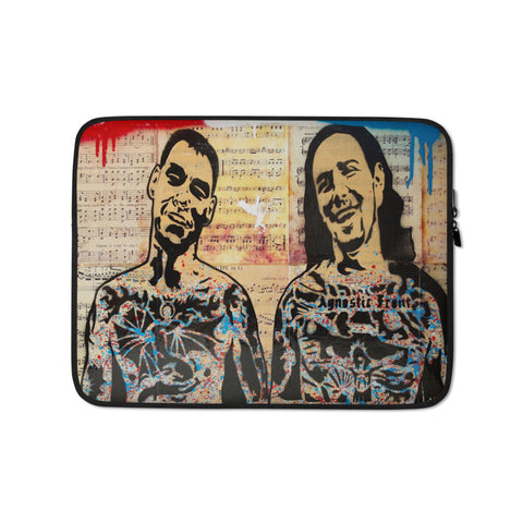 Stigma & Roger -Laptop Sleeve