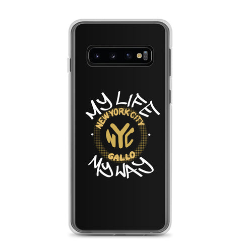 My Life My Way - Samsung Case