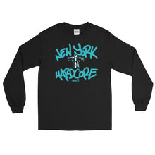 NYHC Crucified - Men's Long Sleeve Shirt