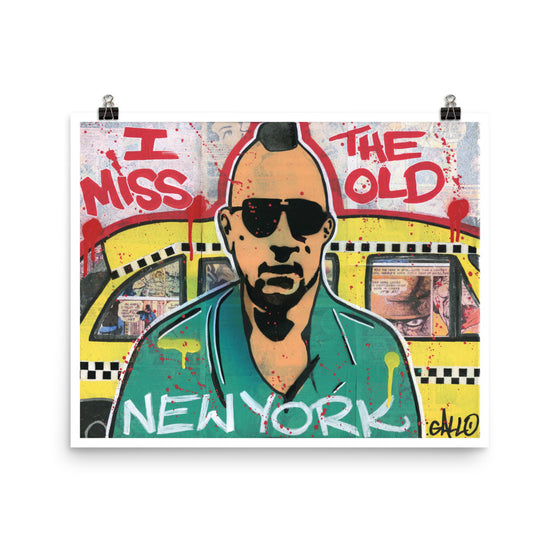 Old New York - Print