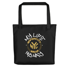 My Life My Way - Tote bag