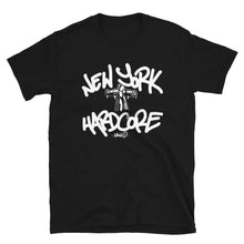 NYHC Crucified -Short-Sleeve Unisex T-Shirt