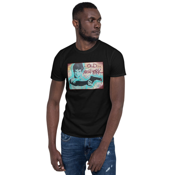 OLD NY- Short-Sleeve Unisex T-Shirt