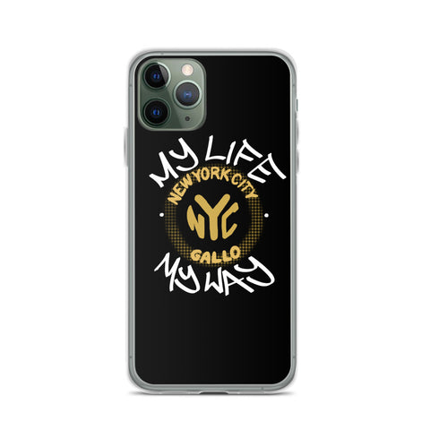 My Life My Way - iPhone Case