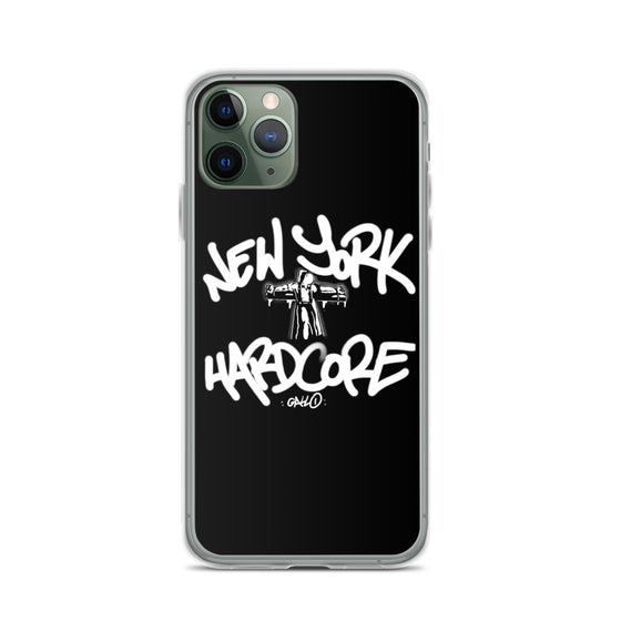 NYHC Crucified - iPhone Case