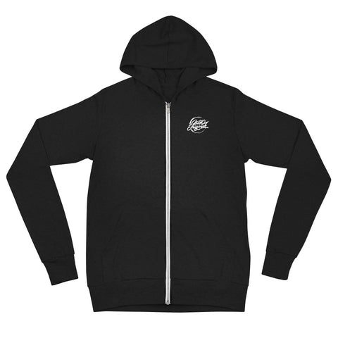 Old New York - Unisex zip hoodie