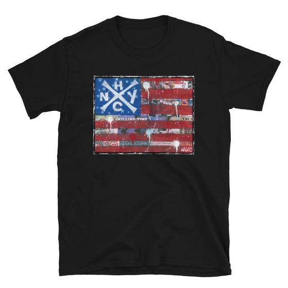 NYHC Flag - Short-Sleeve Unisex T-Shirt