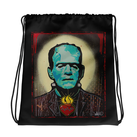 He's Alive-  Drawstring bag