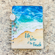 Day At The Beach - Full Journal Box