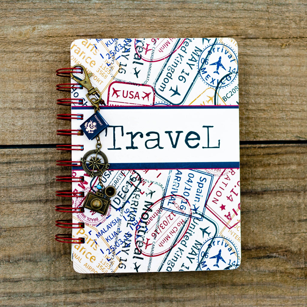 Travel Journal - Full Journal Box