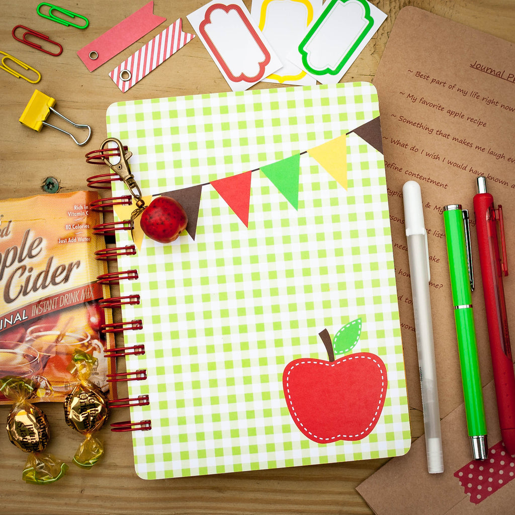 Apple Fest -Full Journal Box