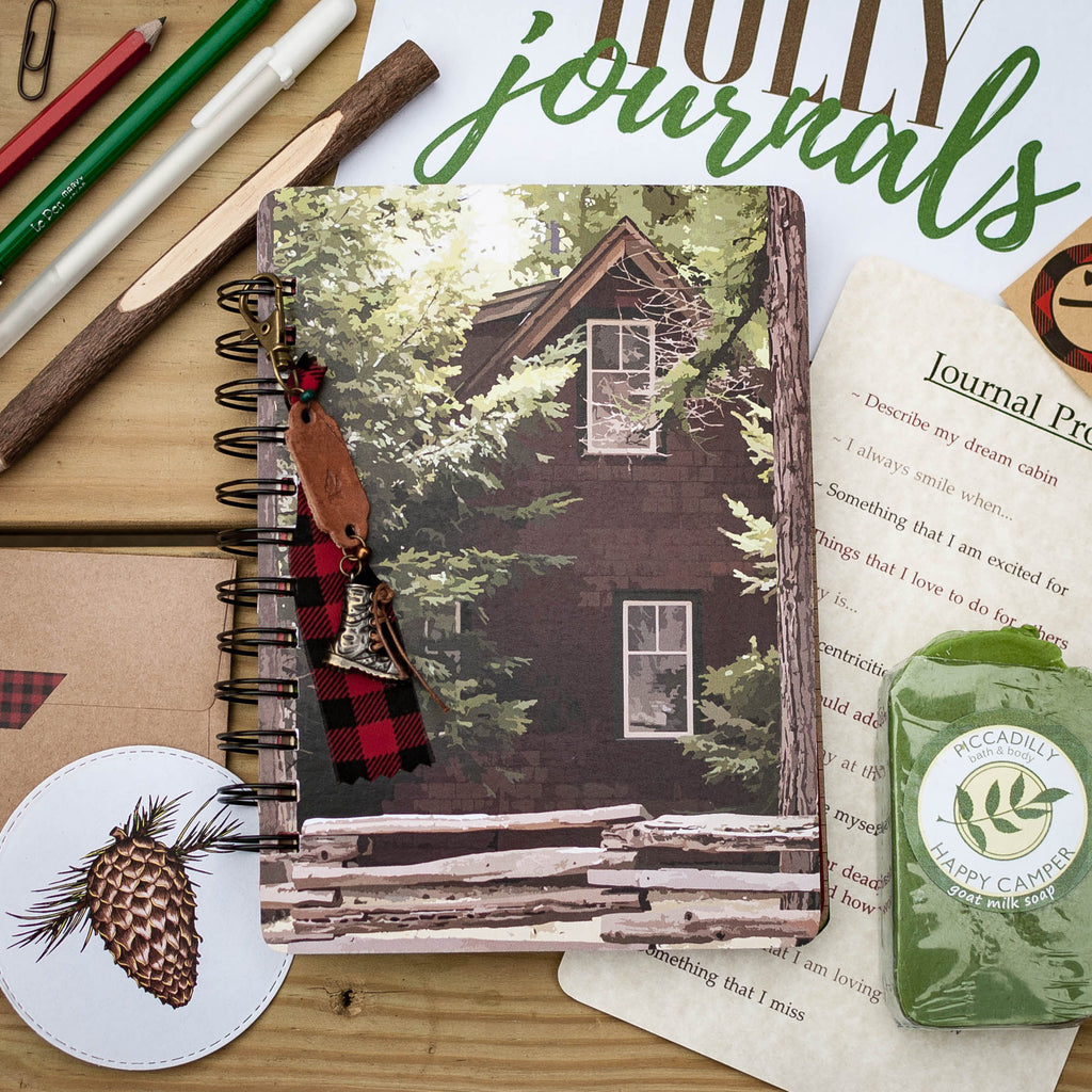 Cabin In The Woods - Full Journal Box